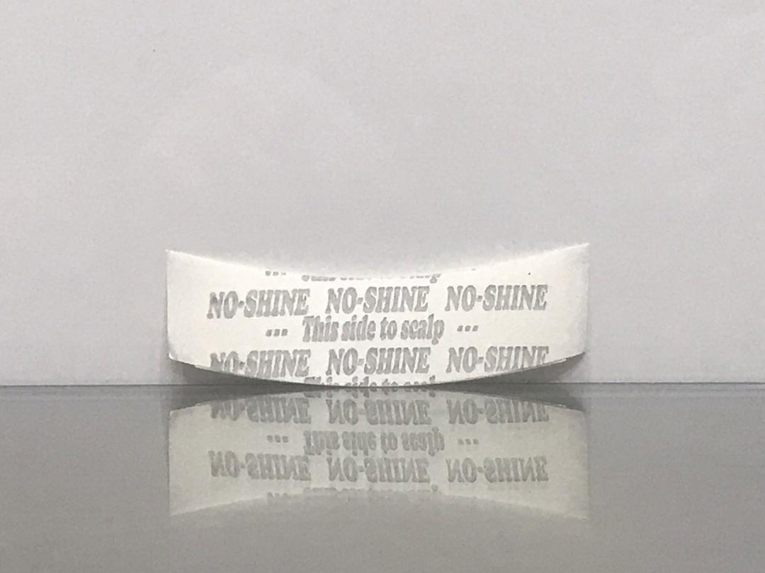 چسب نوازی no-shine
